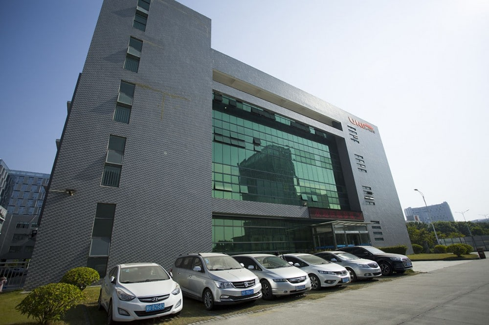 PHOTO OF OUR COMPANY BUILDING