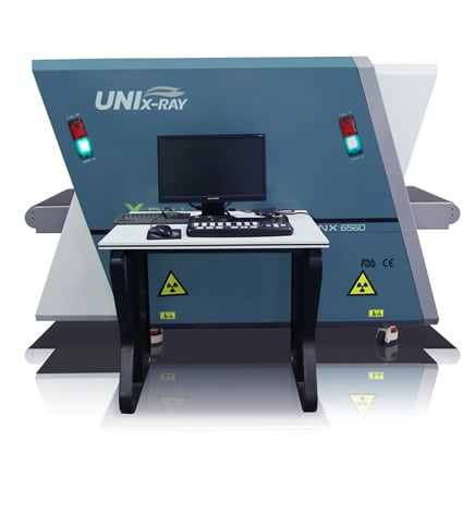X-ray machine for security